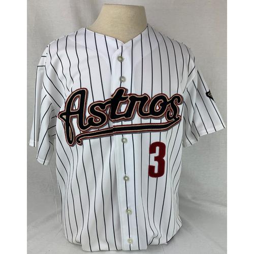 Photo of Kazuo Matsui Autographed Jersey - Size 48
