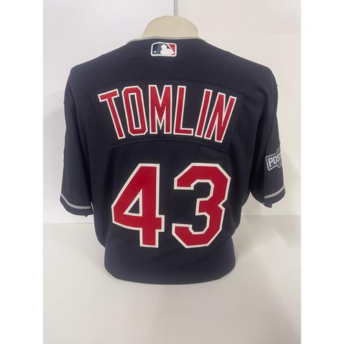 Photo of Team Issued Jersey - Josh Tomlin #43