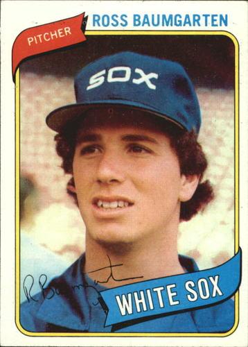 Photo of 1980 Topps #138 Ross Baumgarten