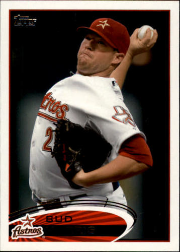 Photo of 2012 Topps #246 Bud Norris