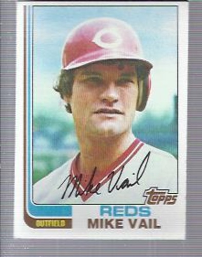 Photo of 1982 Topps #194 Mike Vail