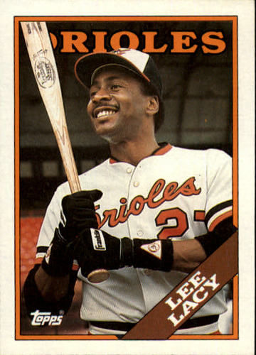 Photo of 1988 Topps #598 Lee Lacy