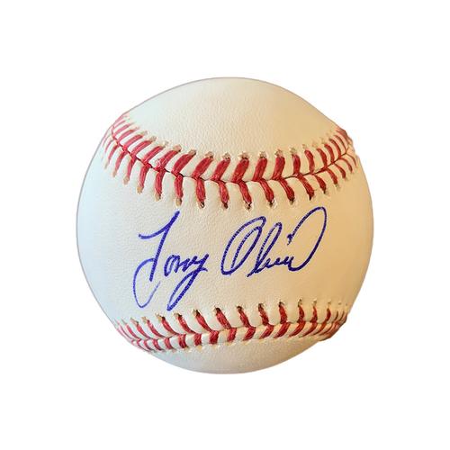 Photo of Autographed Tony Oliva Baseball
