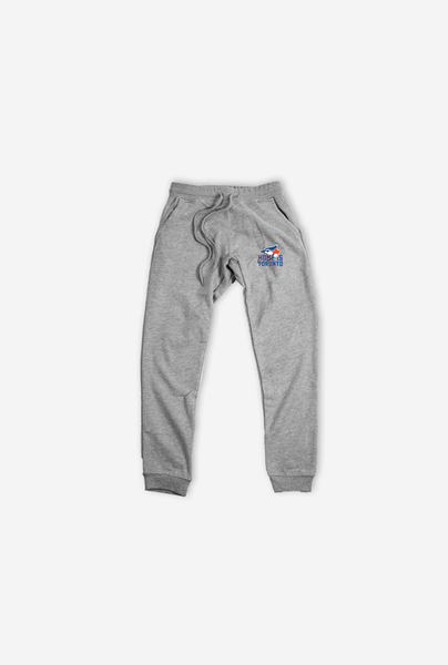 Toronto Blue Jays Home is Toronto Joggers by Peace Collective