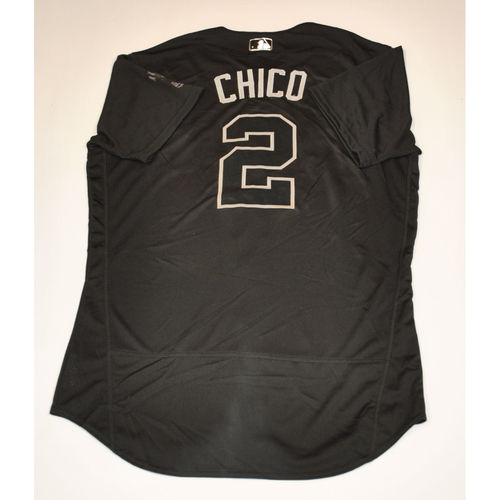 "Photo of Abiatal ""CHICO"" Avelino San Francisco Giants Game-Used 2019 Players' Weekend Jersey"