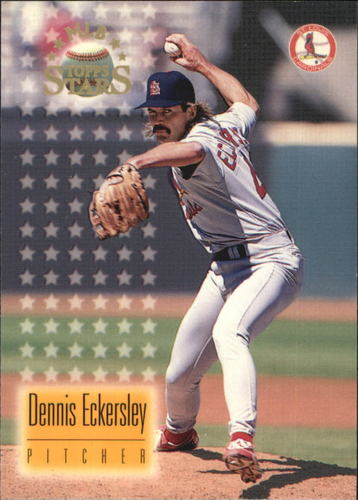 Photo of 1997 Topps Stars #34 Dennis Eckersley