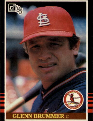 Photo of 1985 Donruss #290 Glenn Brummer