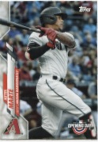 Photo of 2020 Topps Opening Day #161 Ketel Marte