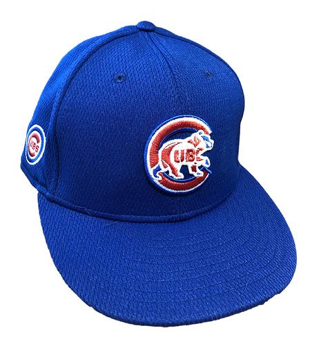 Photo of Jeremy Jeffress Team-Issued BP Hat -- 2020 Season -- Size 7 3/8