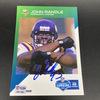 NFL - Vikings John Randle Signed Post Card