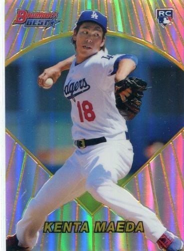 Photo of 2016 Bowman's Best '96 Bowman's Best #96BBKM Kenta Maeda