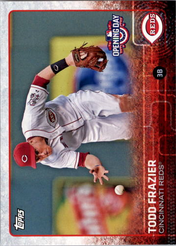 Photo of 2015 Topps Opening Day #3 Todd Frazier