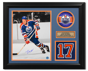 Framed Nhl Auctions