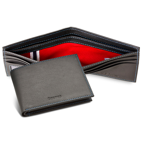 Photo of Tokens & Icons Atlanta Braves Game Used Uniform Wallet