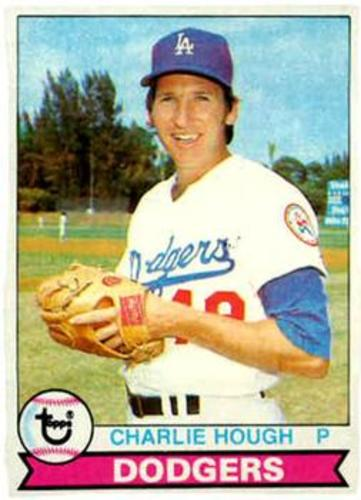 Photo of 1979 Topps #508 Charlie Hough