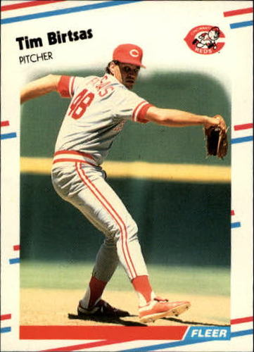 Photo of 1988 Fleer Update #82 Tim Birtsas