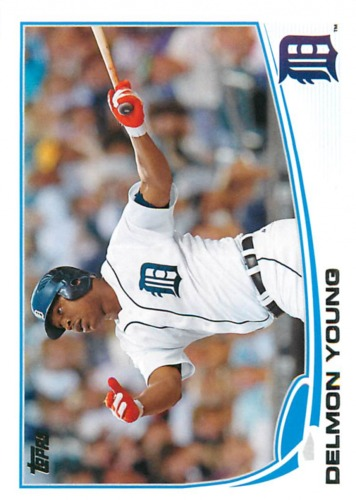 Photo of 2013 Topps #121 Delmon Young