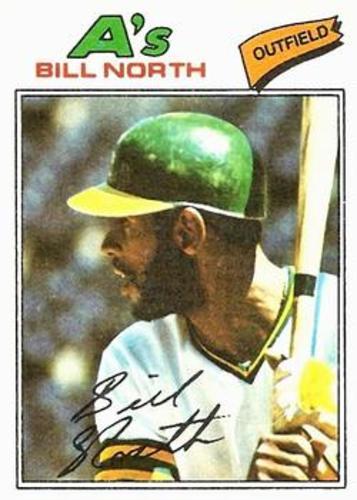 Photo of 1977 Topps #551 Bill North
