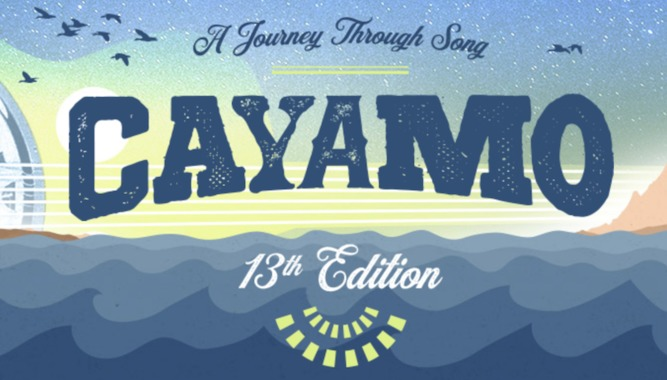 13TH ANNUAL A JOURNEY THROUGH SONG CAYAMO CRUISE THROUGH ST. CROIX AND ANTIGUA