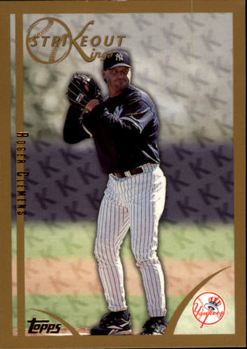 Photo of 1999 Topps #445 Roger Clemens SK
