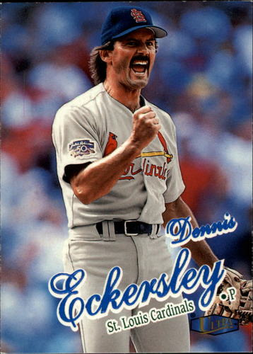 Photo of 1998 Ultra #146 Dennis Eckersley