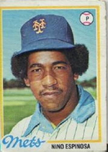 Photo of 1978 Topps #197 Nino Espinosa