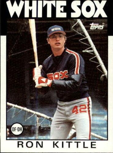Photo of 1986 Topps #574 Ron Kittle
