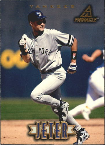 Photo of 1997 New Pinnacle #53 Derek Jeter