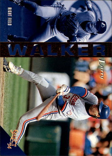 Photo of 1994 Select #18 Larry Walker