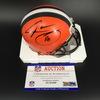 NFL - Browns Jarvis Landry Signed Mini Helmet