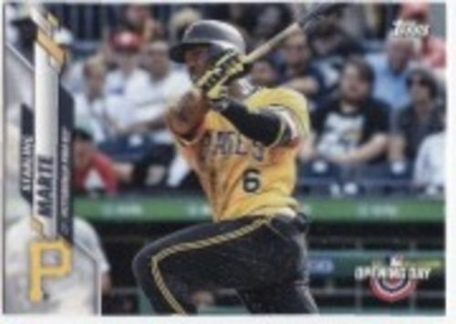 Photo of 2020 Topps Opening Day #170 Starling Marte
