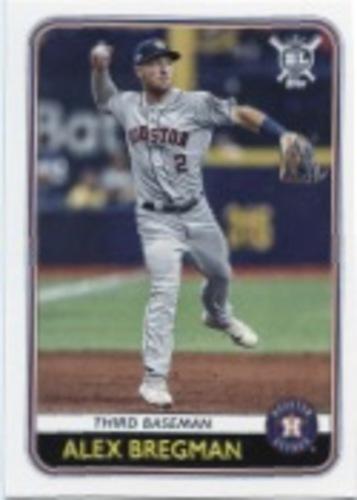 Photo of 2020 Topps Big League #78 Alex Bregman