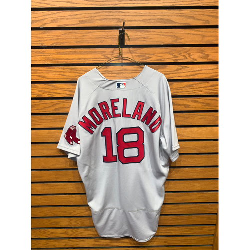 Photo of Mitch Moreland Team Issued 2020 Road Jersey