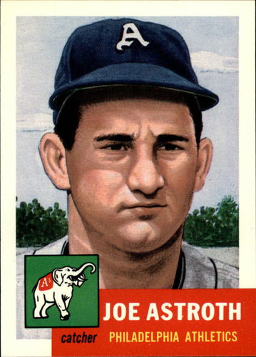 Photo of 1991 Topps Archives 1953 #103 Joe Astroth