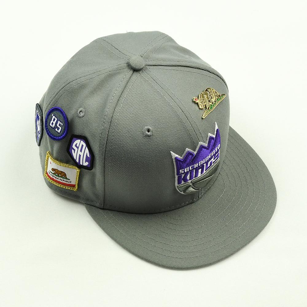 Marvin Bagley III - Sacramento Kings - 2018 NBA Draft Class - Draft Night Photo-Shoot Worn Hat