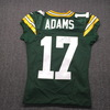 Crucial Catch - Packers Davante Adams Signed Game issued Jersey Size 44 w/ 100 Seasons Patch