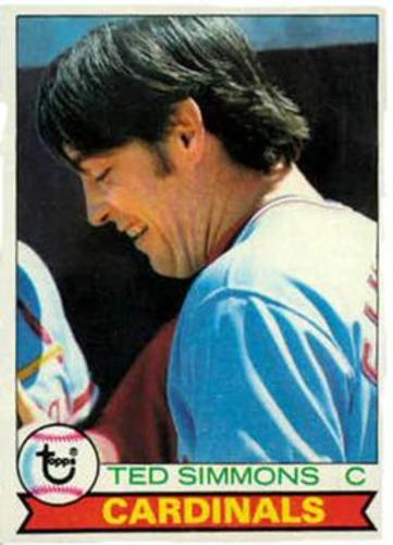 Photo of 1979 Topps #510 Ted Simmons
