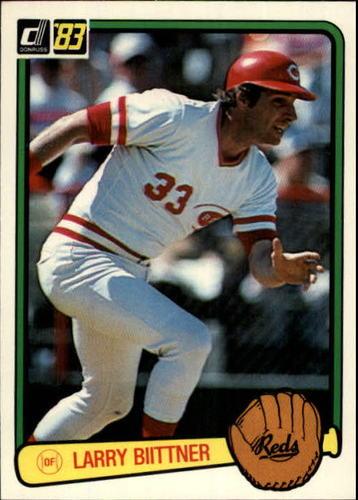 Photo of 1983 Donruss #440 Larry Biittner