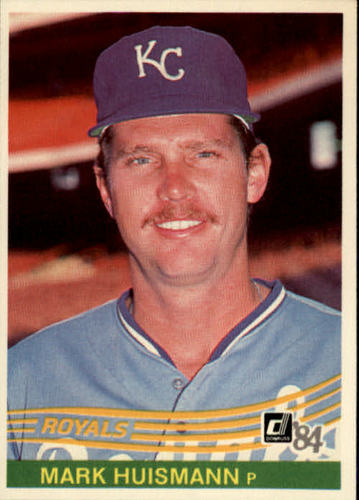 Photo of 1984 Donruss #339 Mark Huismann