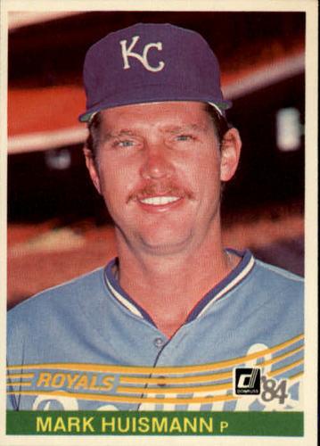 Photo of 1984 Donruss #339 Mark Huismann