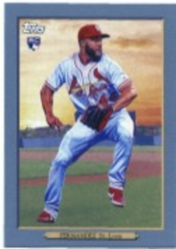 Photo of 2020 Topps Turkey Red '20 Series 2 #TR82 Junior Fernandez