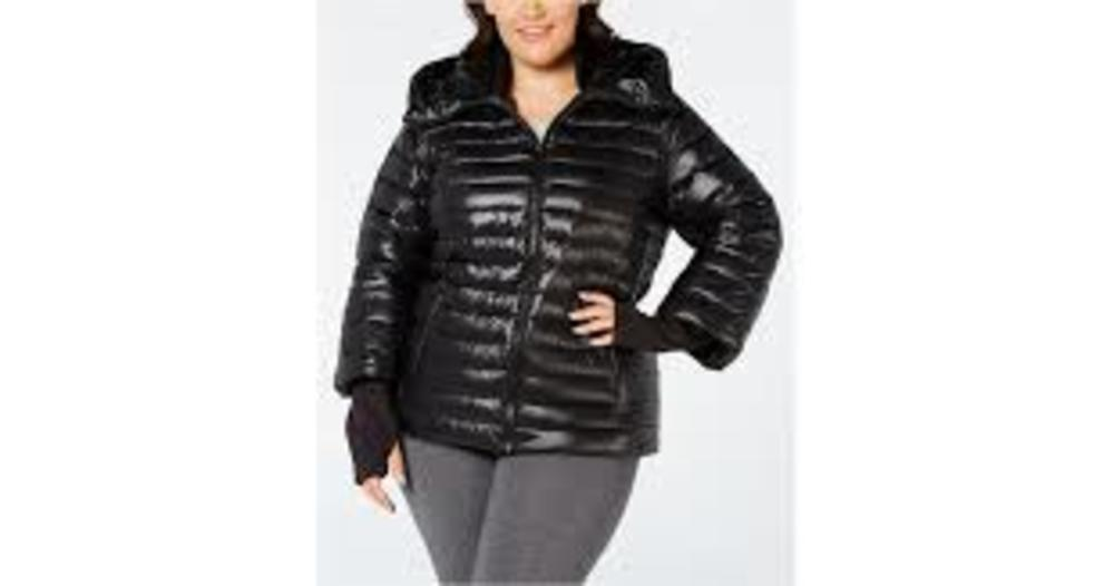 Photo of Calvin Klein Performance Plus Size Down Puffer Jacket