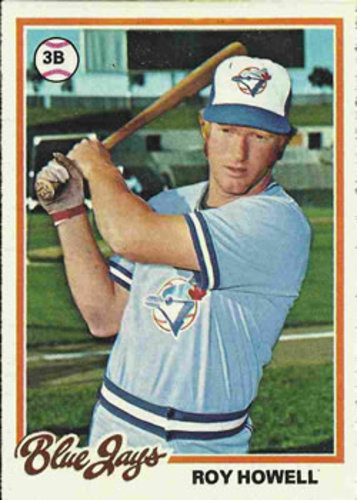 Photo of 1978 Topps #394 Roy Howell DP