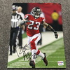 Falcons - Robert Alford Signed 8X10 Photo