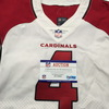 Crucial Catch - Cardinals Phil Dawson Game Used Jersey Size 46 (10.14.18)