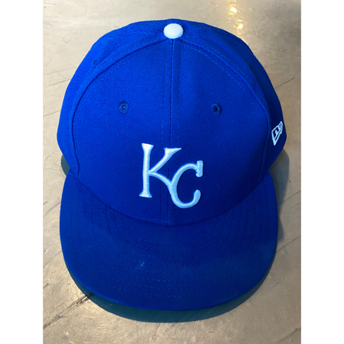 Game-Used Cap: Danny Duffy (Size 7 3/4 - MIN @ KC - 9/29/19)