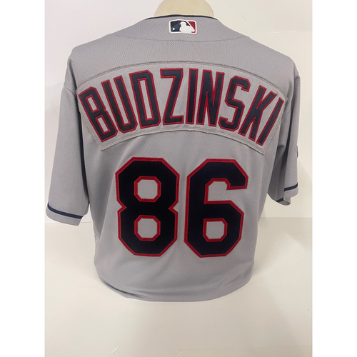 Photo of Team Issued Jersey- Mark Budzinski #86