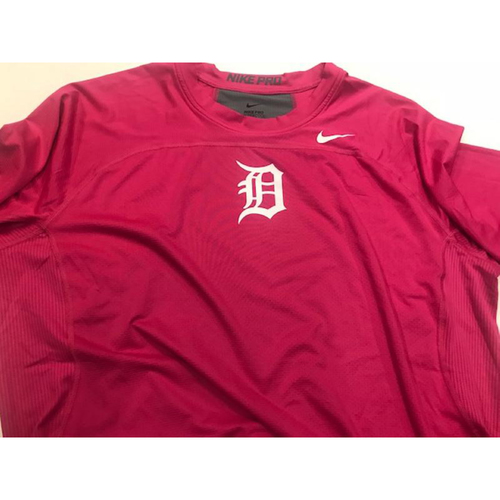 Photo of Pink #41 Dri-Fit Shirt