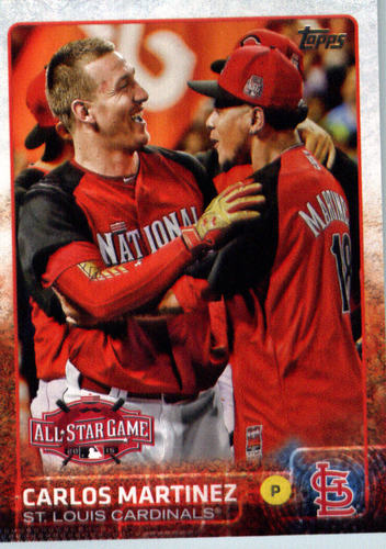Photo of 2015 Topps Update #US311 Carlos Martinez