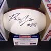 NFL - Buccaneers Ronald Jones Signed Panel Ball